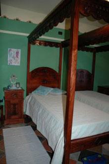 sardinia bed and breakfast suite with veranda