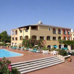Club Hotel Torre Moresca in Cala Liberotto Orosei