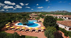 Hotel Club I Giardini di Cala Ginepro in Cala Liberotto Orosei Sardinia