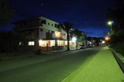 Hotel Quasar in Cala Liberotto Orosei Sardinia