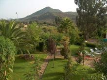 gardens at the villa melissa sardinia accommodation