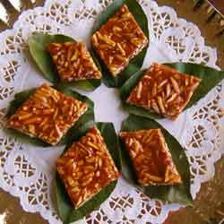 italian almond brittle recipe