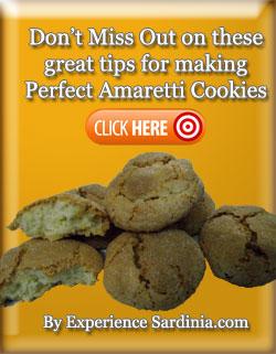 amaretti cookie poster