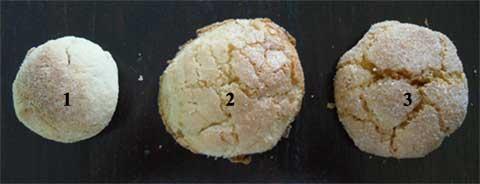 Amaretto cookie recipe