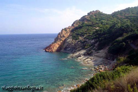 Arbatax Cala Moresca