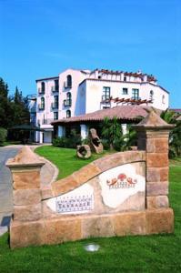 hotel posedonia in arbatax