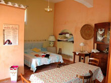 bed and breakfast in sardinia at loceri ogliastra