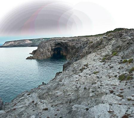 Grotta di Punta delle Oche