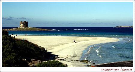 La Pelosa Beach Stintino