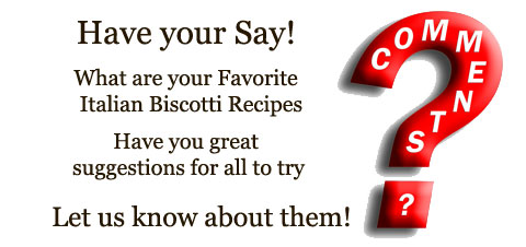 italian biscotti comments