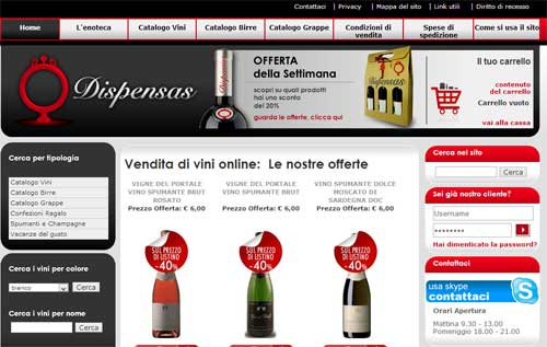 purchase sardinia wine online