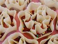italian cookies caschettas