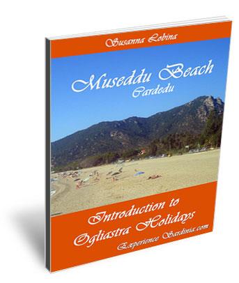 sardinia guide to museddu beach in cardedu ogliastra