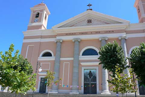 Il Duomo Di Nuoro