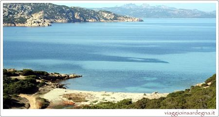 Cala Del Faro Beach Emerald Coast Italy