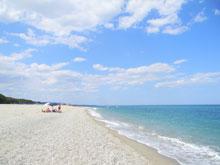 foddini beach looking north