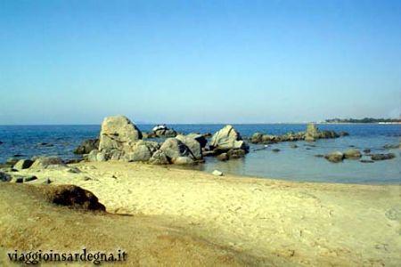 Italian Baia Azzura Beach Quartu