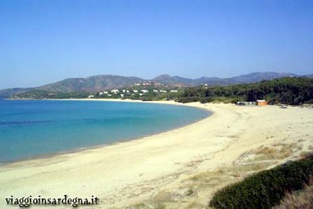 Geremeas Beach Maracalagonis Italy