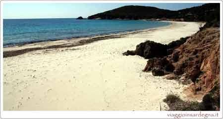 Porto Tramatzu Beach Teulada