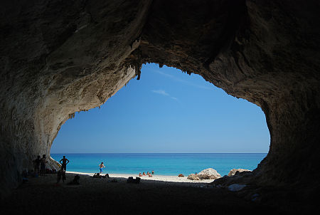 east coast beaches cala luna ogliastra sardinia