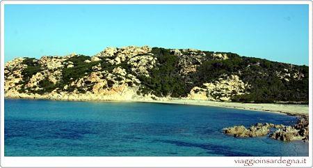Monti Russu Beach Aglientu Italy