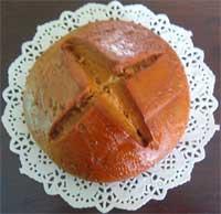 italian cookies pane conciu