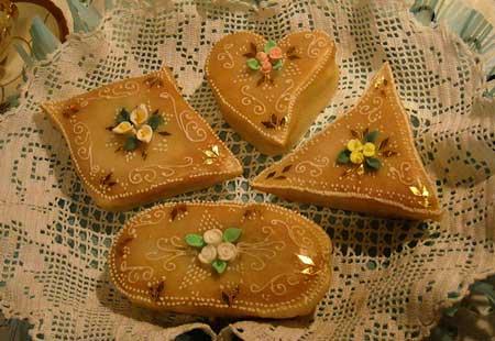 italian cookies pastissus