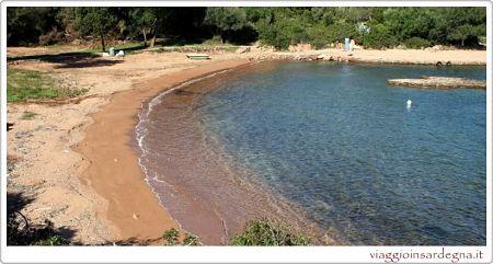 Costa Dorata Beach Loiri Italy