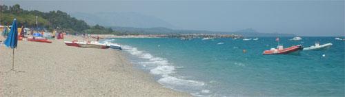 the museddu beach in sardinia cardedu