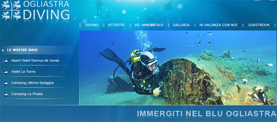 diving excersions in sardinia ogliastra barisardo