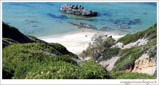 The Costa Verde in Oristano Sardinia