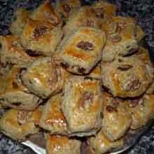 italian walnut cookies