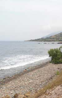 beaches in tertenia