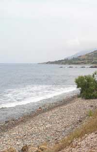 beaches in tertenia