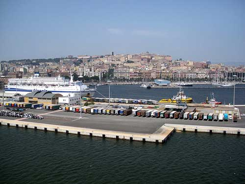 Sardinia Ferry to Cagliari – Reaching the South by Sea