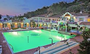 the wellness center in the arbatax resort