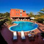 Hotel Sa Contonera in Arbatax Sardinia