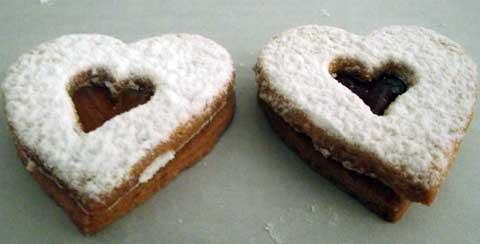 italian almond cookie