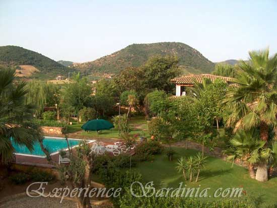 villa melissa accommodation in sardinia