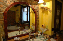 sardinia bed and breakfast suite