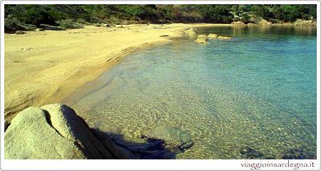 Baia Nelson Beach Palau Italy