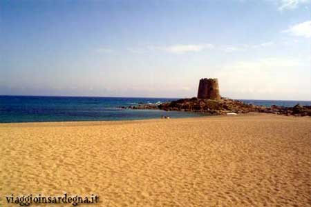 Sardinia East Coast Beaches Barisardo