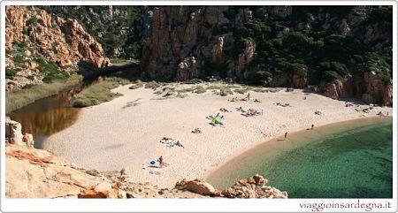 Li Cossi Beach Trinita' d'Agultu e Vignola Italy