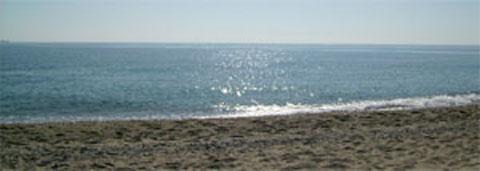 the museddu beach in the marina di cardedu sardinia