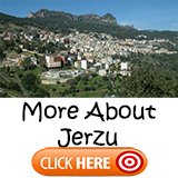 poster for more information about renting house in sardinia jerzu