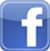mini face book logo