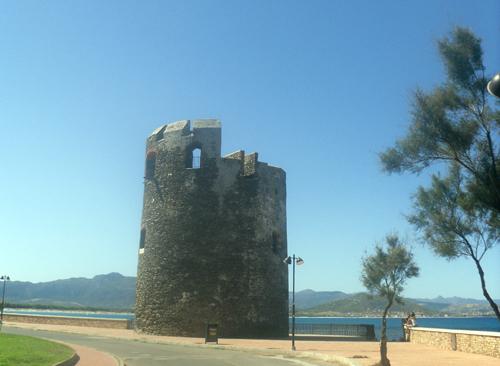 La Torre Santa Lucia Siniscola