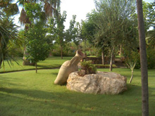 gardens at eh sardinia accommodation villa melissa