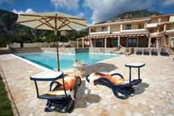 Hotel Villa Gustui Maris Nuoro Sardinia