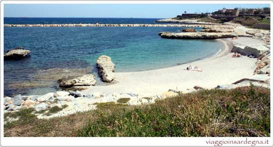 The Acque Dolce Beach